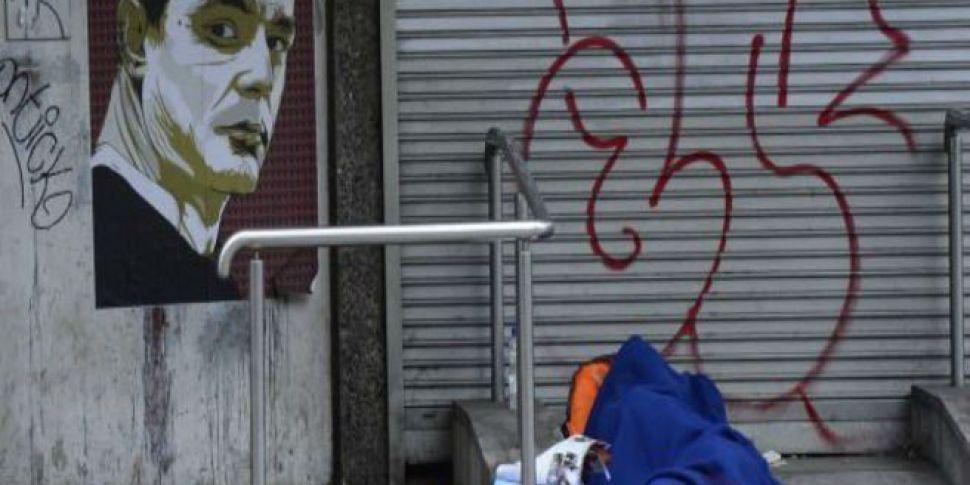 Homeless In Dublin Now Taking...