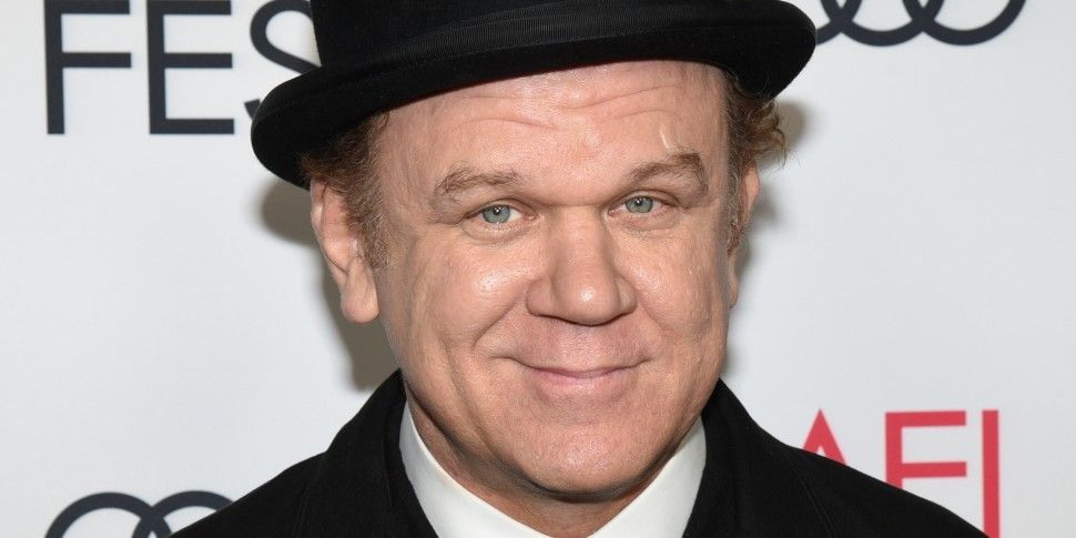 John C Reilly Was Spotted Havi...
