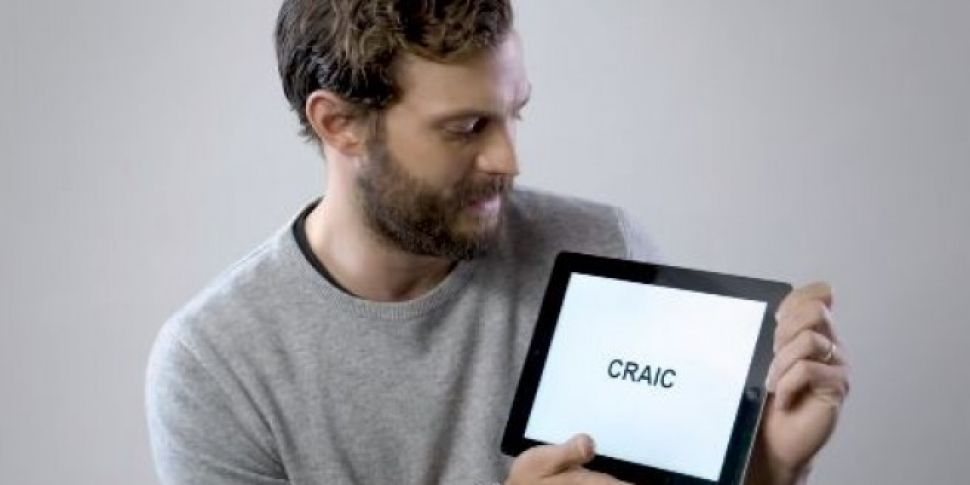 Jamie Dornan Explained Irish S...