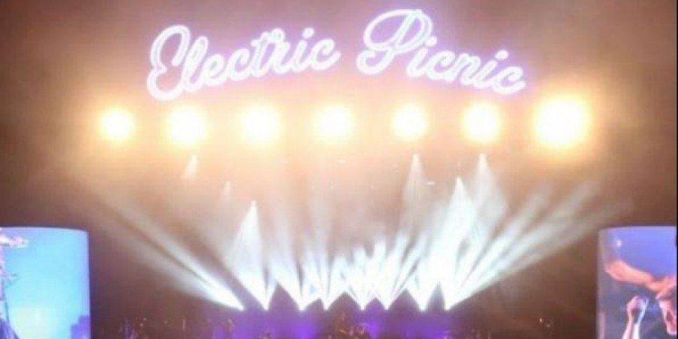 Electric Picnic Tickets To Go...