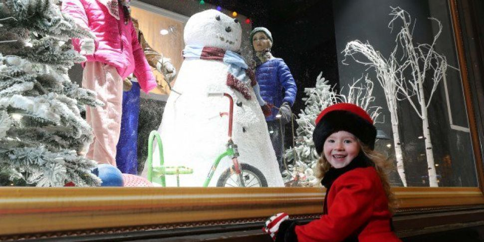 The Clerys Christmas Windows A...