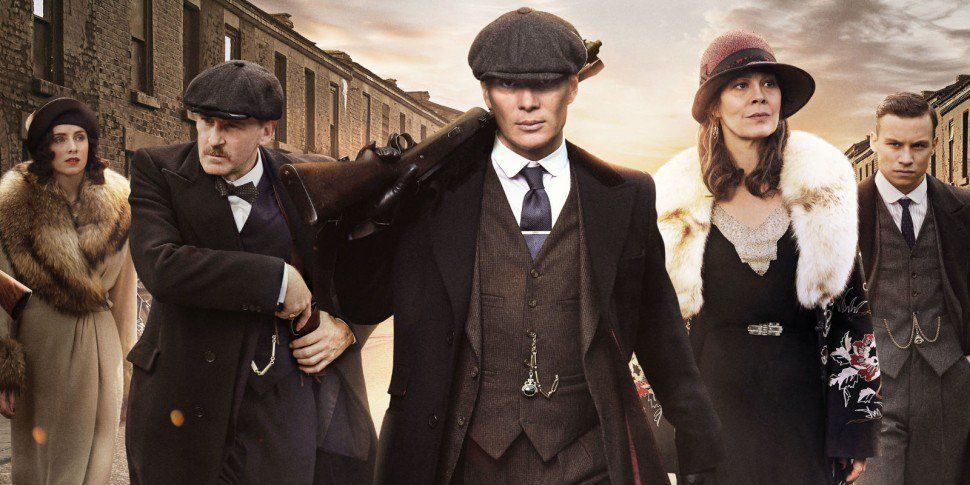 A Peaky Blinders Ball Is Comin...