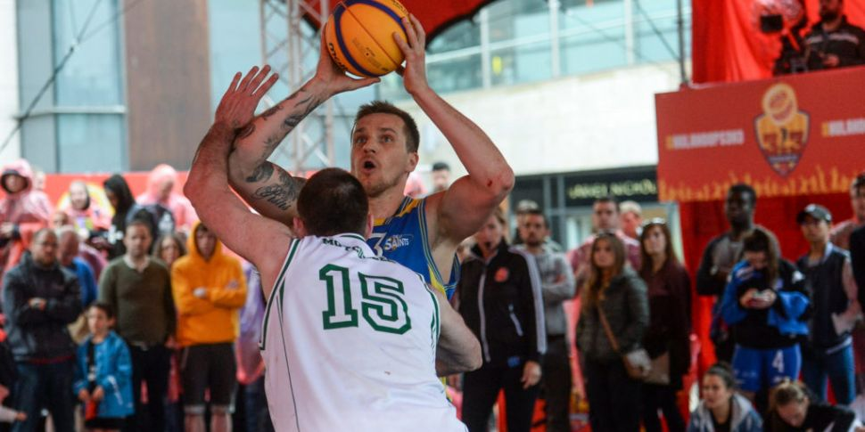 Hula Hoops 3x3 National Basket...