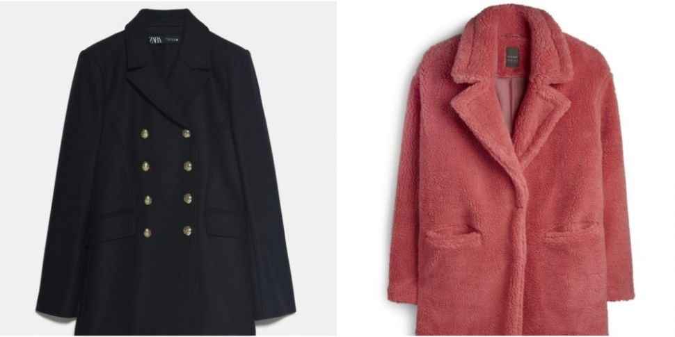 10 Of The Best Autumn Coats