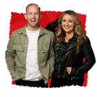 98FM'S Big Breakfast with Rebecca and Brendan