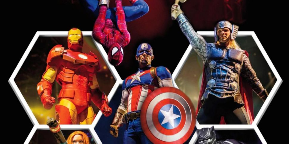 Marvel Universe Live Is Coming...