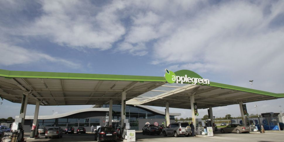 Applegreen Drop Fuel Prices Fo...
