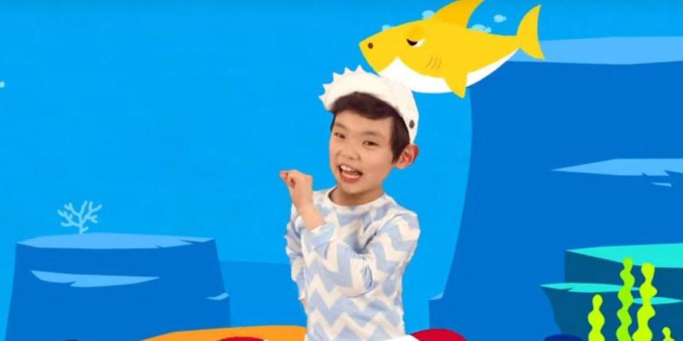 'Baby Shark' Enters US Billboa...