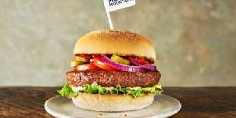 New Meatless 'Bleeding' Burger...