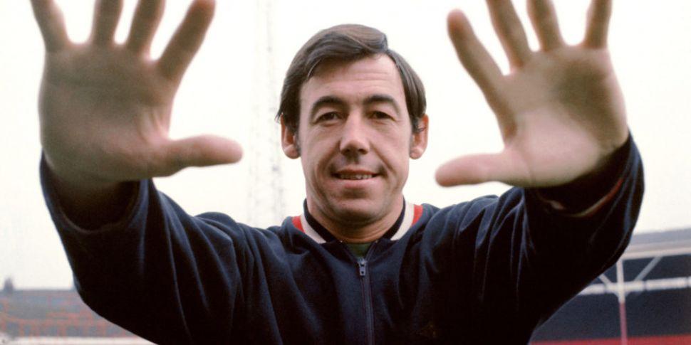 Remembering Gordon Banks' one...