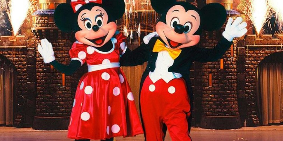 Disney On Ice Coming To Dublin...