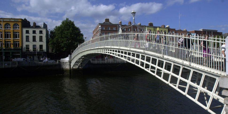 Dublin Named Ninth Most