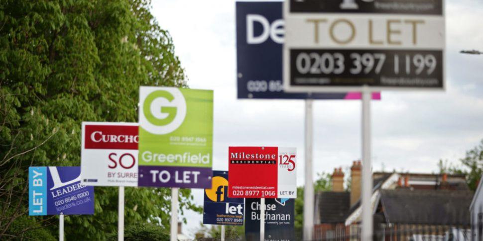 Rent in Dublin Enters Top Five...