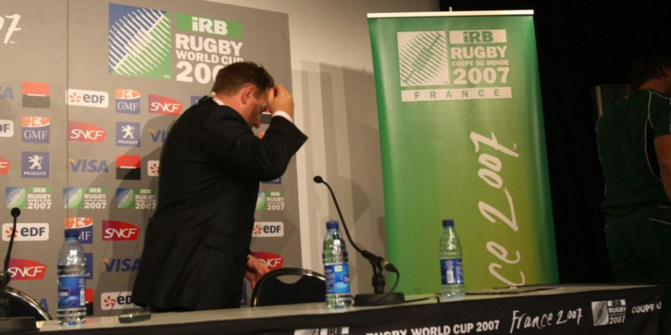 Live And Let Try: The IRFU, th...