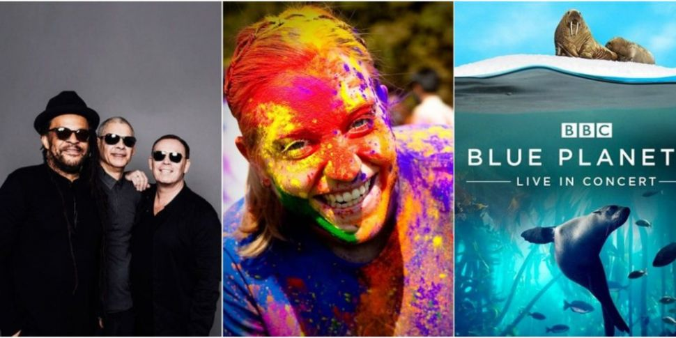 Weekend Event Guide: UB40, Fes...