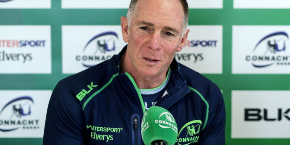 Connacht announce signings of...