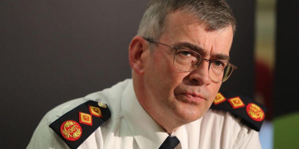 Garda Commissioner Calls For I...