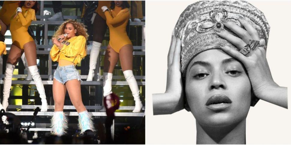Beyonce Drops New Live Album A...