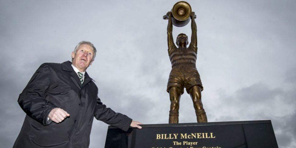Celtic legend Billy McNeill di...