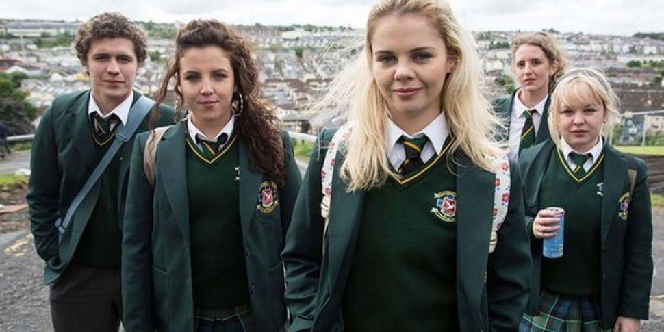 Derry Girls Season One Is Comi...