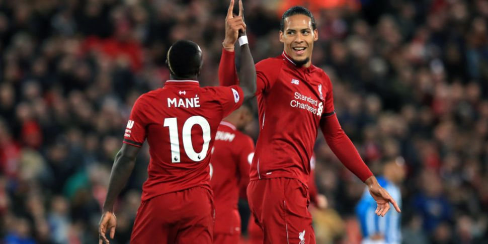 Five-star Liverpool back at th...