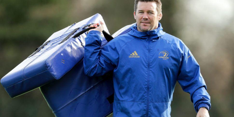 Fogarty appointed Ireland scru...