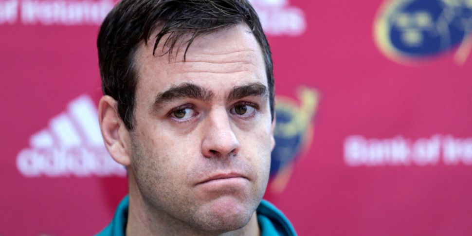 Munster searching for new atta...