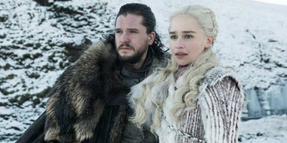 'Game Of Thrones' Dominates Em...