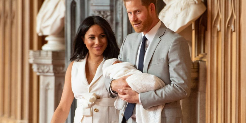Baby Sussex: Meghan & Harry An...
