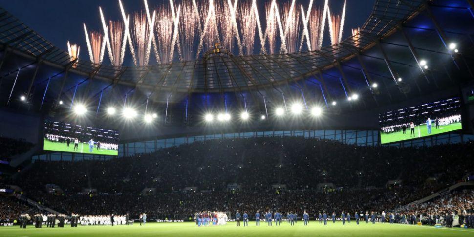 Tottenham Hotspur to host 2021...