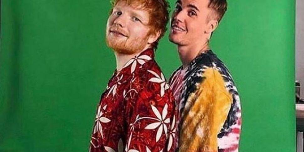 Ed Sheeran And Justin Bieber R...