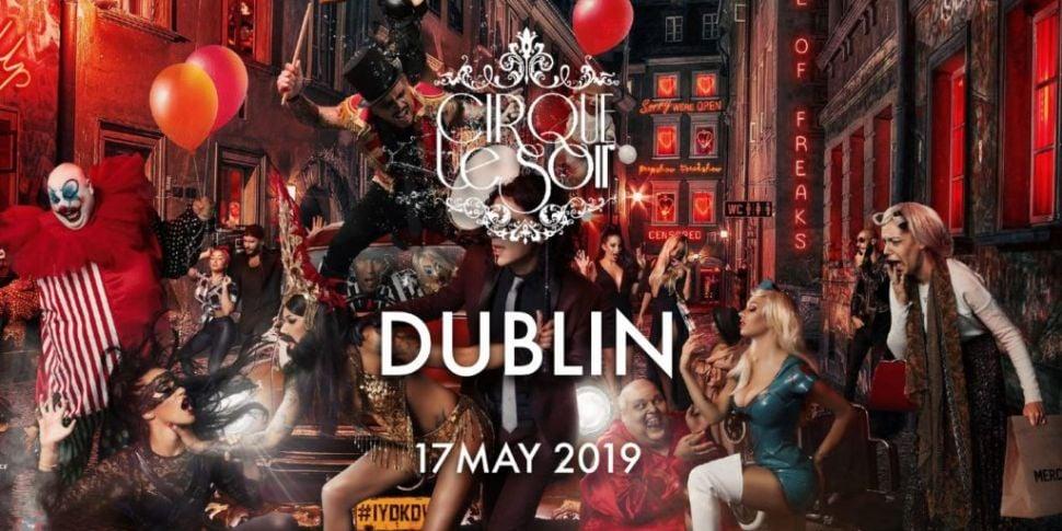 Dublin Venue To Host Huge Cirq...