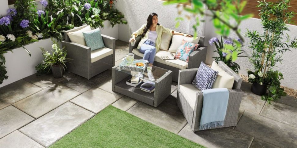 New Garden Furniture Accessories Coming To Aldi Www 98fm Com