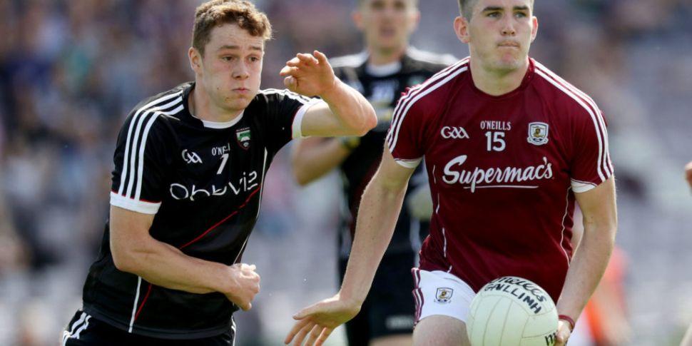 Galway and Sligo reveal hands...