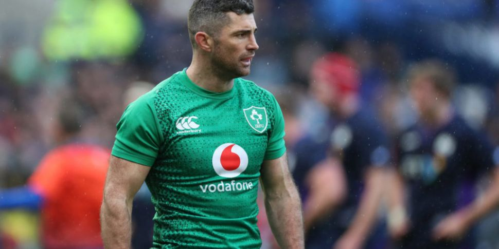 Rob Kearney could be heading t...