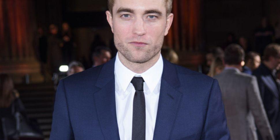 Robert Pattinson Reportedly Ca...