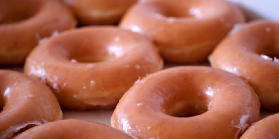 Krispy Kreme Is Giving Out Fre...