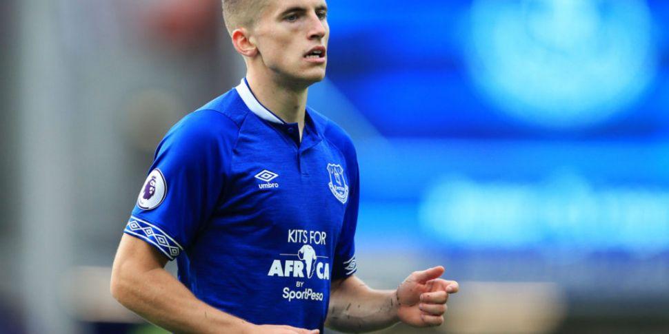 Everton's Jonjoe Kenny signs l...