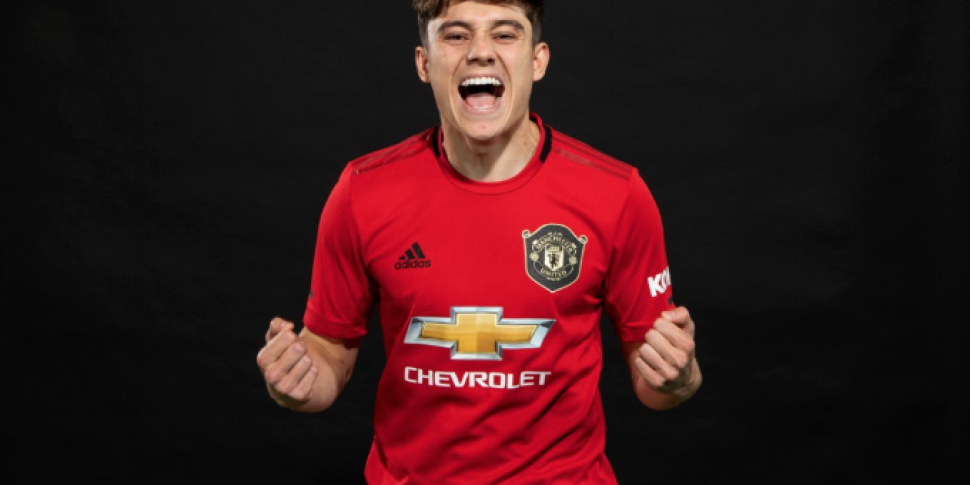 Daniel James completes move to...