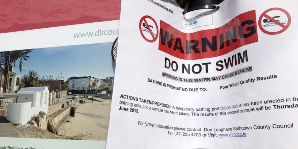 Demonstration Against Beach Cl...