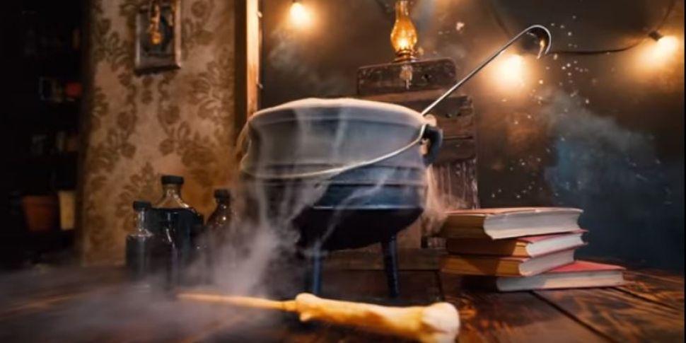 Wizard Themed Bar The Cauldron...