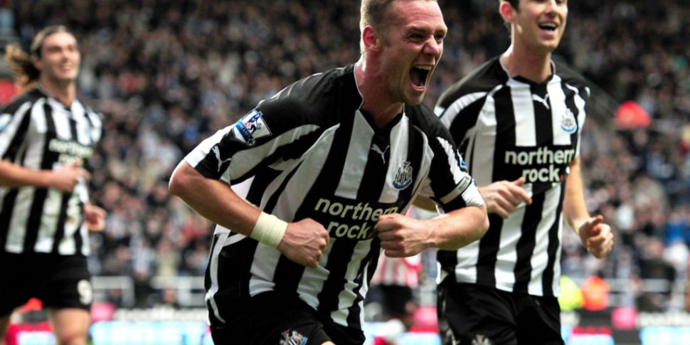 Former Newcastle captain Kevin...