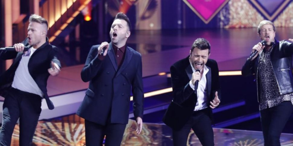 Westlife Reportedly Planning M...