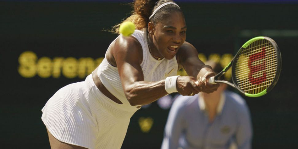 Serena Williams one win away f...