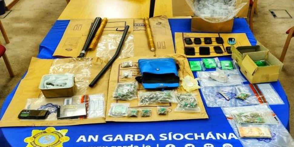 Man Arrested Following Drug Se...