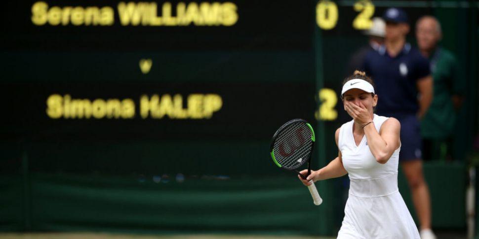 Top seed Simona Halep out of F...