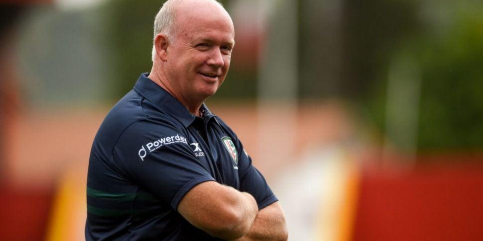 Declan Kidney returning to Cor...