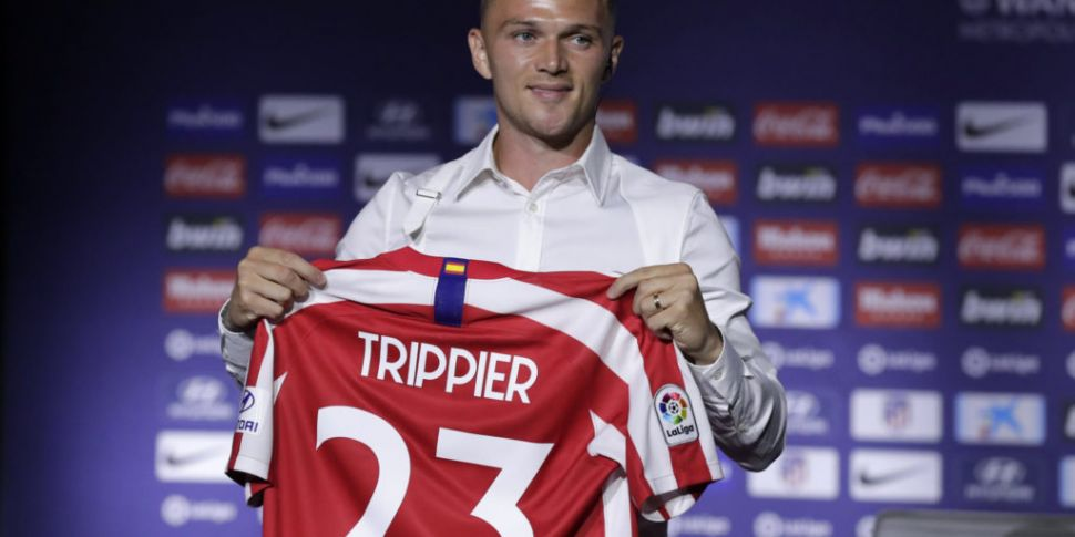 Trippier leaves England squad...