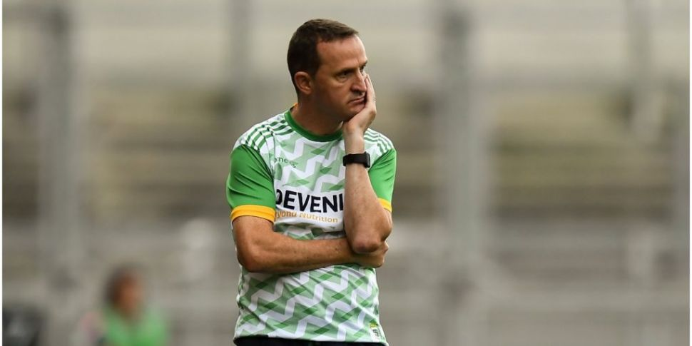 Meath manager Andy McEntee say...