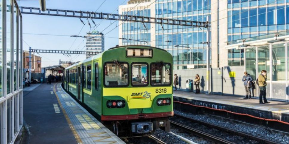 Dart Commuters Urged To Stagge...